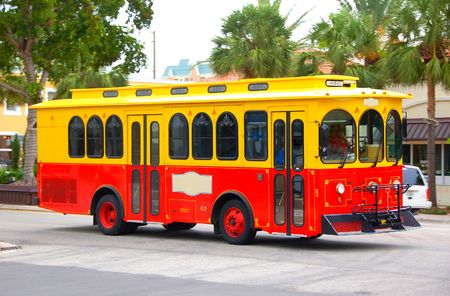 biodiesel: Street trolley powered by biodiesel
