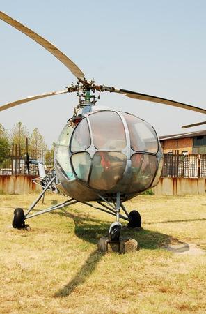 era: Early aviation era helicopter