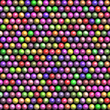 Colorful balls for background photo