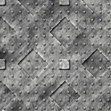 Industrial stamped iron sheet metal