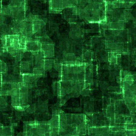 こんにちはハイテク緑の回路