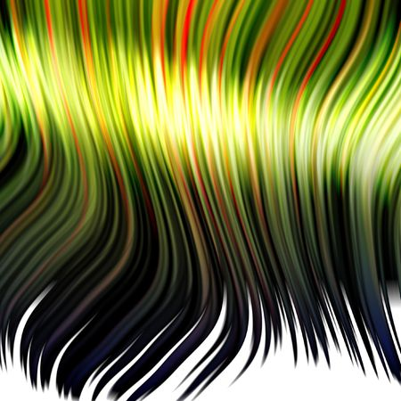 wild hair: Selvaggi capelli