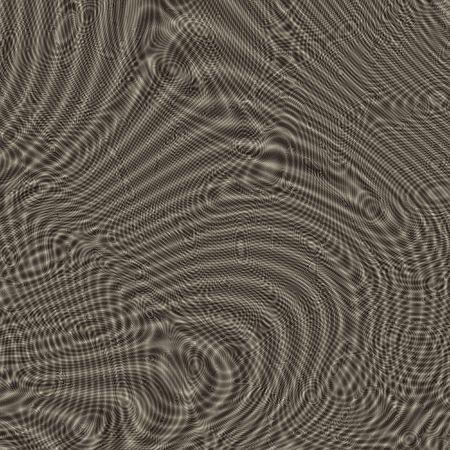 Zilveren optische illusie abstract