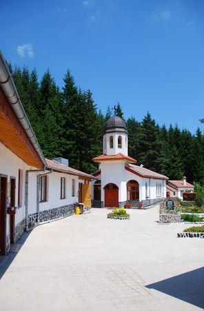 Bulgarian monestary Stock Photo - 1808341