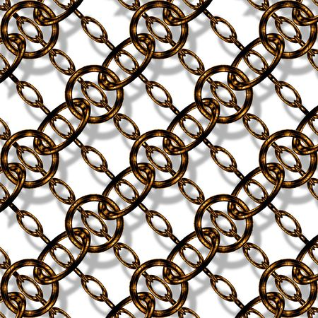 Isolated chainlink photo
