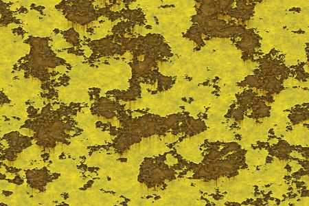 surface: Background illustration of rusty metal surface