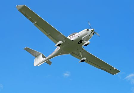 airborne vehicle: Light hobby aircraft