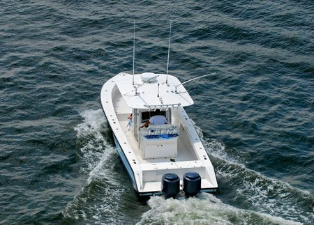 Charter boat for hire photo
