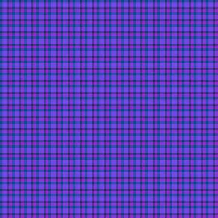 Blue tartan material