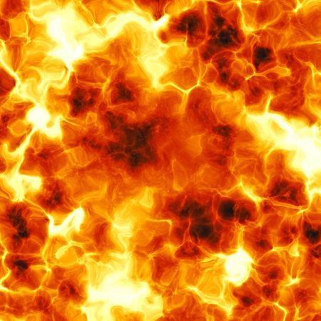 detonation: Fiery explosion