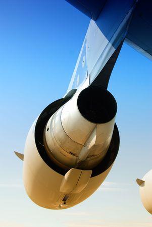 engine: jet engine