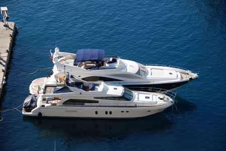 motorboats: Luxury motorboats