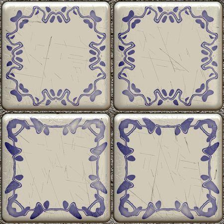 artisitic: Ceramic tiles