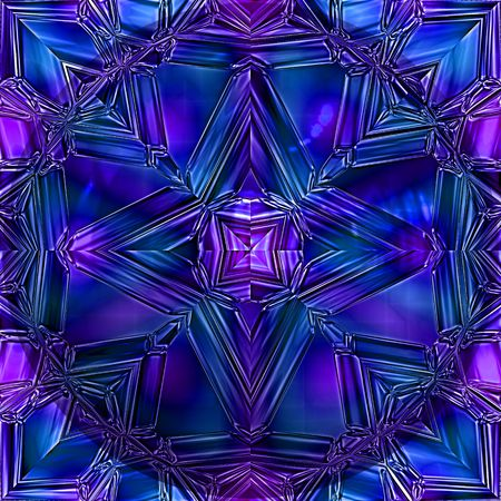 Blue precious stone