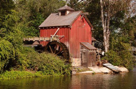 Old water mill Reklamní fotografie