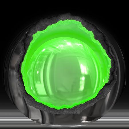 emot: Green nuclear core