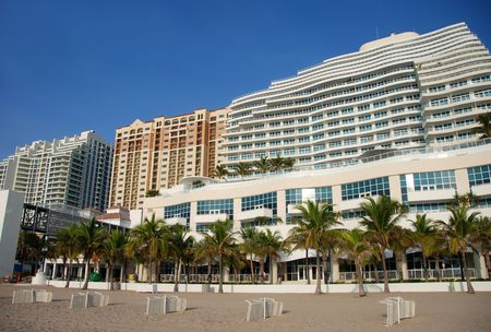 Waterfront timeshare in Fort Lauderdale Florida