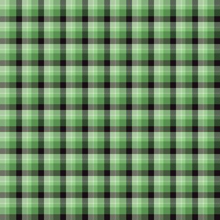 Traditional green plaid 版權商用圖片