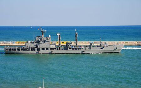destroyer: Navy destroyer