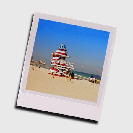 memorable: Loose photo of Miami Beach