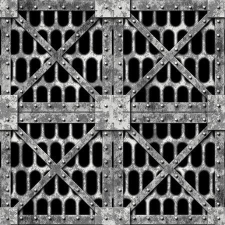 lockup: Steel cage