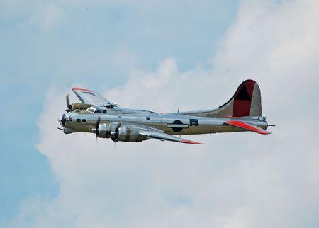 world war ii: World War II era bomber