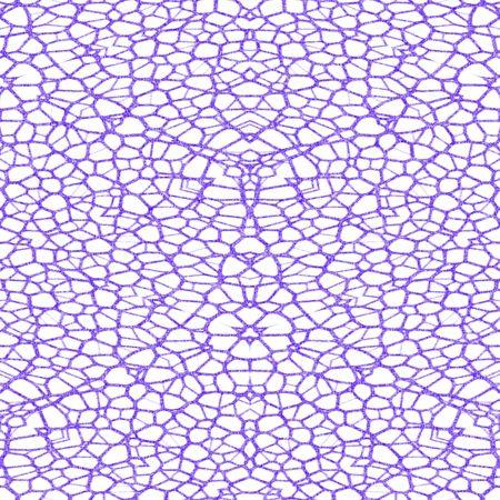 Thin blue net