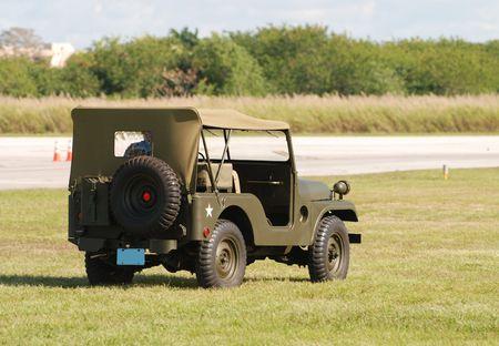 wartime: Wartime all terrain vehicle