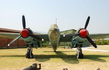 bombardment: World War II Era bomber