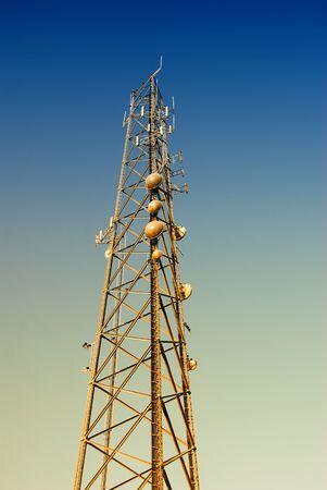 Telecom antenna Stock Photo - 2845168