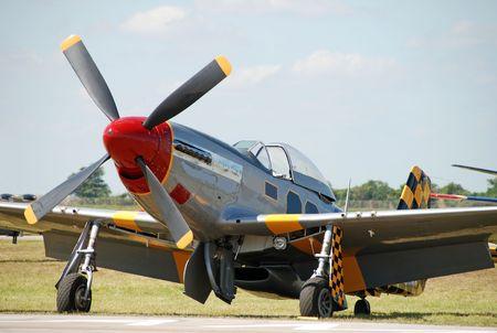 wartime: Legendary wartime airplane
