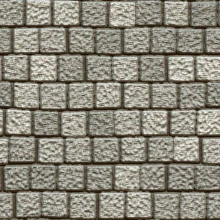 Closeup of street pavers for background
