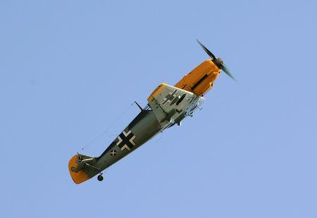 伝説の戦闘機飛行機第二次世界大戦でドイツが使用私 109