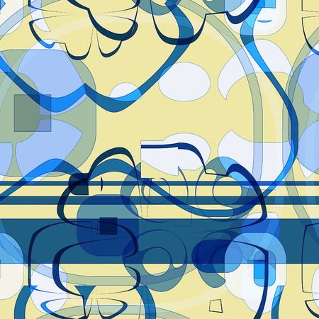 COlorful abstract shapes for background or wallpaper