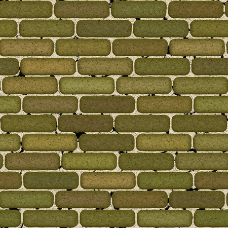 Background and texture from old brick wall