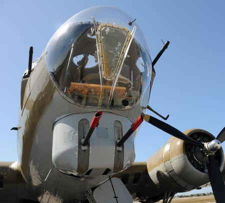 world war ii: World War II era Flying Fortress bomber