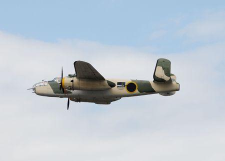 world war ii: World War II era American bomber