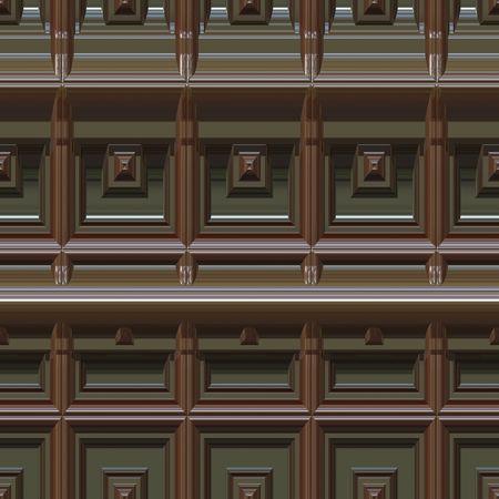 Closeup view of dark chocolate bar Imagens - 5648258