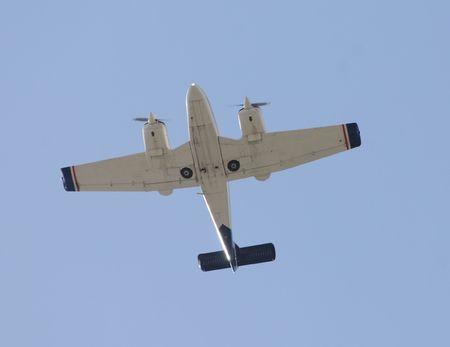 turboprop: Modern turboprop airplane for regioal charter flights