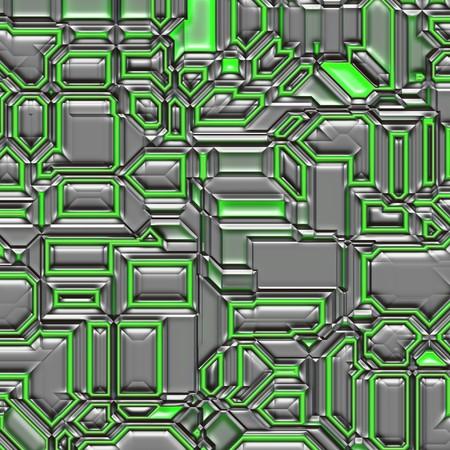 Electornic circuit board closeup macro view Stok Fotoğraf