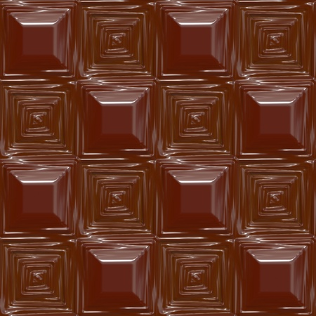 Milk chocolate closeup view for background