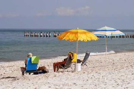 comfortable: Couple enjoys comfortable retirement in Florida