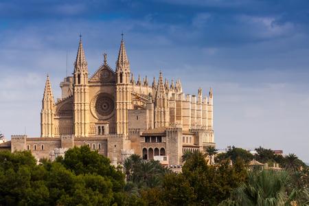 palma: Cathedral La Seu of Palma de Mallorca