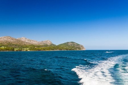 Bay of Alcudia, Mallorca, Balearic Islands, Spain photo