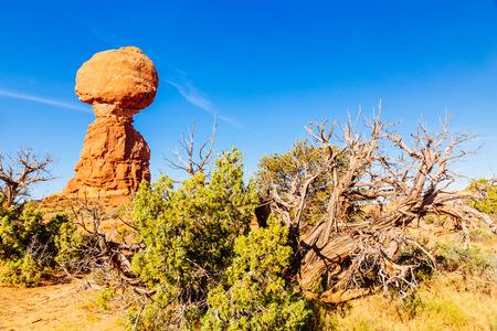 Arches National Park, Moab, Utah, USA Stock Photo - 29296353