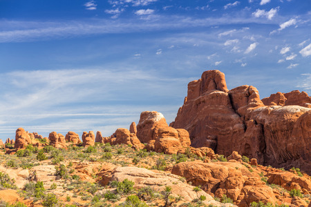 arches national park: Arches National Park, Moab, Utah, USA