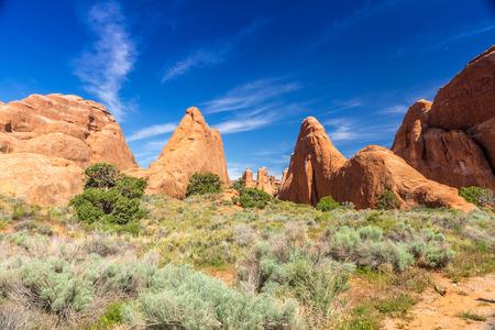 ut: Arches National Park, Moab, Utah, USA