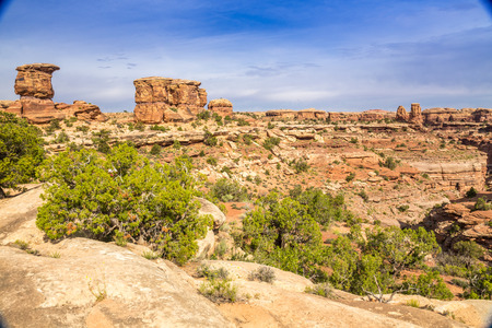Canyonlands National Park, Moab, Utah, USA