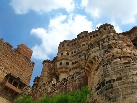 Jodhpur, India: the great Maharaha