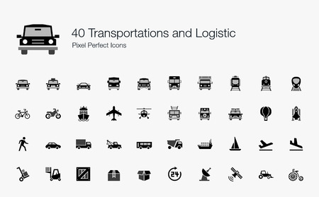 40 Transportations and Logistic Vector